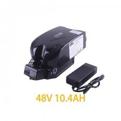 "Аккумулятор MXUS 48В 10,4 Ач, 384 Вт*ч, ""Лягушка"""