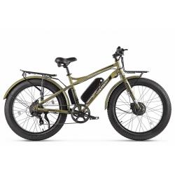 Электровелосипед VOLTECO BIGCAT DUAL NEW 2020 1000W 48V 12,5AH