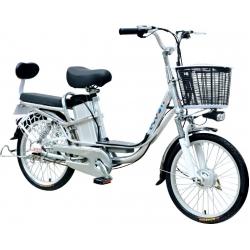 Электровелосипед GreenCamel Trunk-2 (R20 350W 48V 10Ah) Alum 2-х подвес