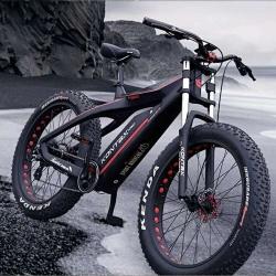 Электровелосипед GreenCamel Kontax (R26FAT Kenda 750W Bafang 48V LG 13Ah)