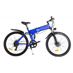 Электровелосипед OxyVolt X-Fold Double 2 36V 8.8Ah 700W