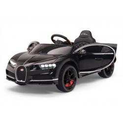 Детский электромобиль Bugatti Chiron 2.4G - BLACK - HL318
