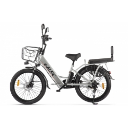 Электровелосипед GREEN CITY e-ALFA Fat 500W 48V 10.4 Ah