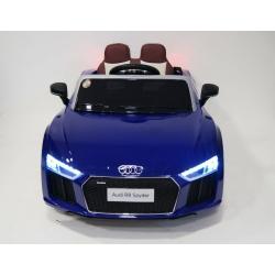 Детский электромобиль AUDI R8  New с дистанционным управлением