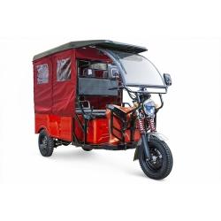 Трицикл Rutrike Рикша 48V 1000W 45Ah