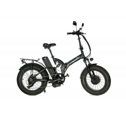"Электровелосипед E-motions' FAT 20"" all mountain double 2 (1000W 48v 18ah)"