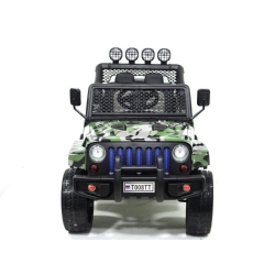 Детский электромобиль Jeep 4x4 с дистанционным управлением