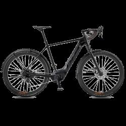 Электровелосипед KTM MACINA FLITE STREET HE (46cm/11G), (51cm/11G) и (56cm/11G) black matt