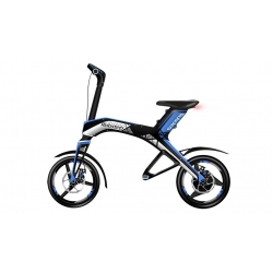 Электросамокат элекстроскутер Robstep X1 (Blue)