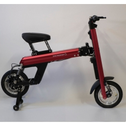 Электровелосипед электроскутер Onebot T8 Blue 250W 36V 8,7Ah