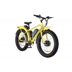 Электровелосипед Фэтбайк Volteco Bigcat Dual 1000 W (48 Вольт)