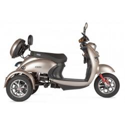 Трехколесный электроскутер (трицикл) Zing General 500w 60v 17Ah