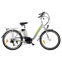 Электровелосипед велогибрид ECOFFECT CITYBIKE 26