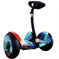 Мини-сигвей MINI-ROBOT лед-пламя 36V