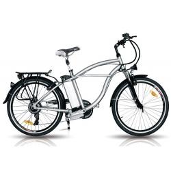 Электровелосипед Omaks Cruiser (батарея отдельно 36В 10А/ч Литий-ионная)