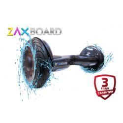 Гироскутер Zaxboard ZX-11 Pro (карбон) Аквазащита