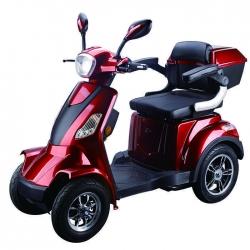 Электрический четырехколесный скутер 1000Вт, 20 Ач