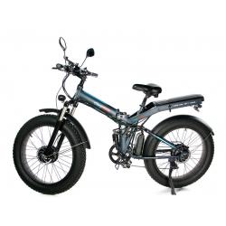 Электровелосипед OxyVolt Puma double 2 (48v 13ah SAMSUNG 1000W)