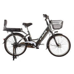 Электровелосипед велогибрид E-Alfa