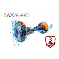 Гироскутер Zaxboard ZX-11 Pro (лед пламя) Аквазащита