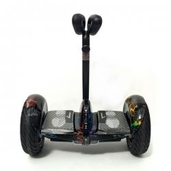 Гироскутер мини-сигвей MINI-ROBOT разноцветные молнии 36V