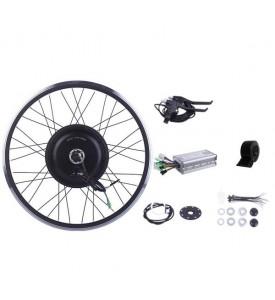 Мотор-колесо MXUS 500Вт 48В прямого привода, без аккумулятора