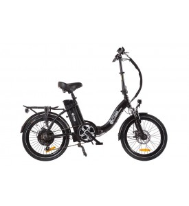 Велогибрид Eltreco WAVE 500W SPOKE MATT BLACK