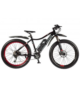 Электровелосипед велогибрид фэтбайк Benelli FAT Nerone