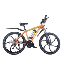 Электровелосипед велогибрид Ecoffect RUSH