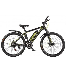 Электровелосипед велогибрид KUPPER UNICORN