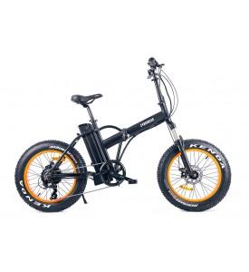 Электровелосипед велогибрид Фэтбайк CYBERBIKE FAT 350W