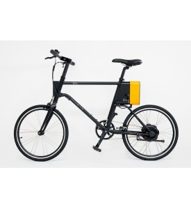 Электровелосипед Xiaomi Yunbike C1-MEN-BLACK (черный)