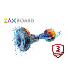 Гироскутер Zaxboard ZX-11 Pro (лед пламя)