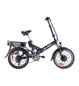 Электровелосипед велогибрид Wellness City Dual 700 w