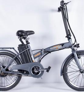 """Электровелосипед Pioneer Breeze 20"""" 250W 10 Ач"""
