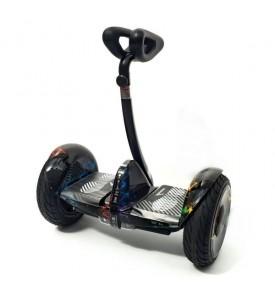 Гироскутер мини-сигвей MINI-ROBOT разноцветные молнии 54V