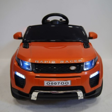 Детский электромобиль Range Rover с дистанционным управлением