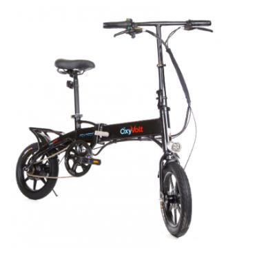 Электровелосипед OxyVolt Foxtrot 350W 36V 10Ah