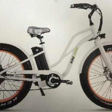 Электровелосипед  AJ-EBA106-F 500W 10AH