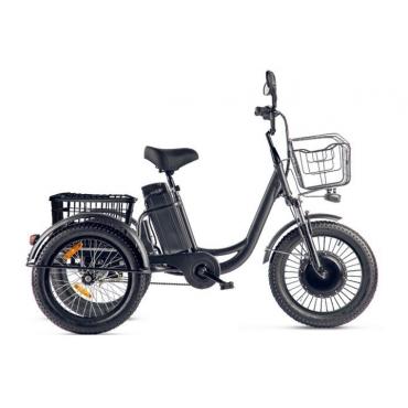 Велотрицикл Eltreco Porter Fat 700