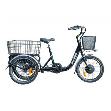 Электровелосипед ВЕЛОГИБРИД ТРИЦИКЛ E-MOTIONS KANGOO 500W