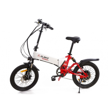 Электровелосипед Elbike Gangstar Vip 500W 48V/13Ah