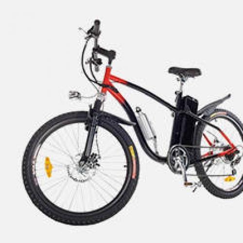 Электровелосипед купить в Крыму недорого