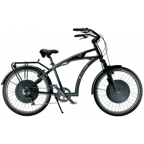 Электровелосипеды с полным приводом  - 2 мотор-колеса