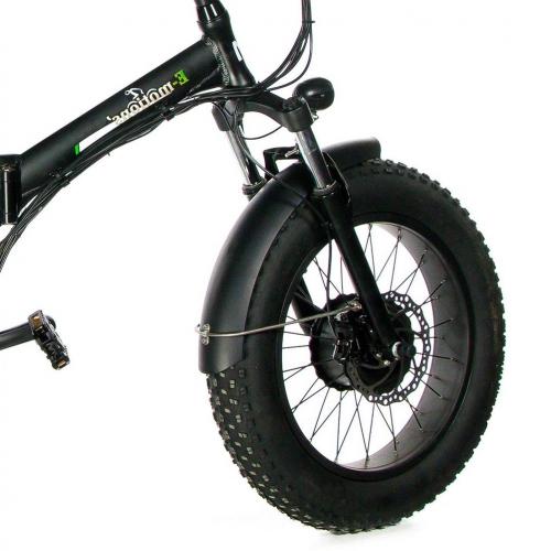 Электровелосипеды с передним приводом
