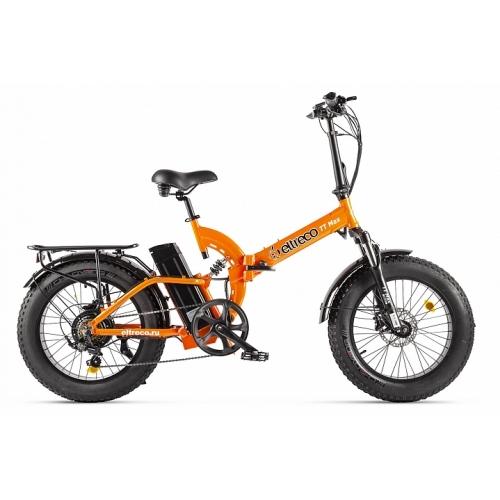 Электровелосипед Eltreco TT Max 500W 48V 12,5AHм