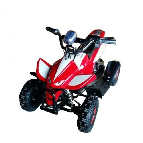Детский Квадроцикл GreenCamel Гоби K11 (24V 350W R4 Цепной привод)
