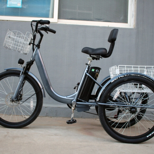 Электровелосипед GreenCamel Trike-B (R24 500W 48V 15Ah)