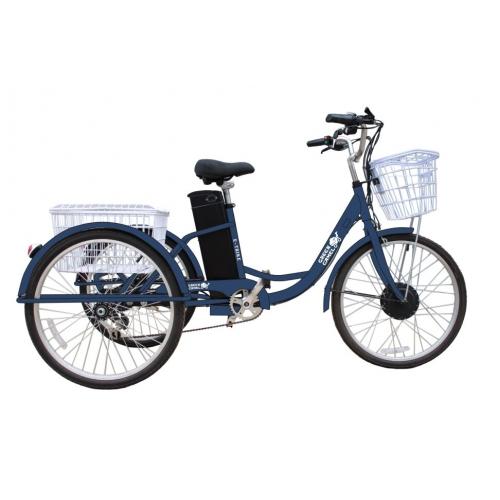 Электровелосипед GreenCamel Trike-24 (R24 500W 48V 15Ah)