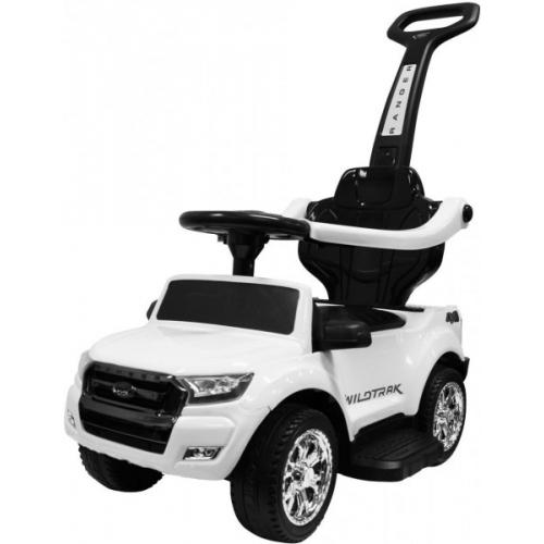 Детский электромобиль - каталка Dake Ford Ranger White - DK-P01P